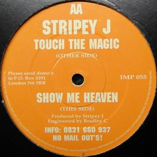 Touch The Magic / Show Me Heaven