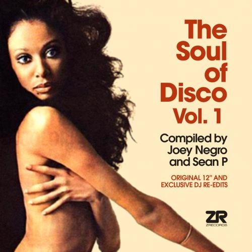 Various Artists - The Soul Of Disco Vol.1 Compiled By Joey Negro & Sean P