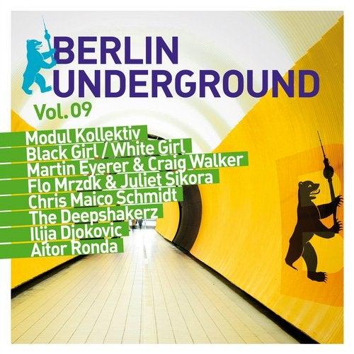 Berlin Underground, Vol. 9