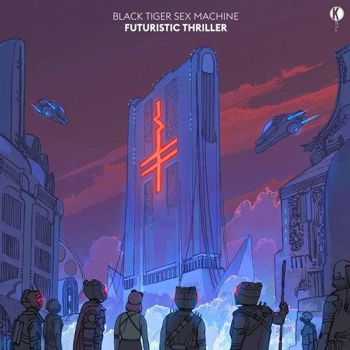 Futuristic Thriller EP