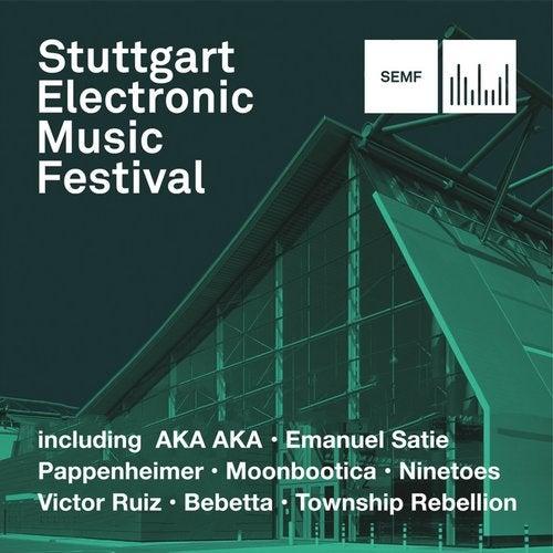 SEMF 2017 - Stuttgart Electronic Music Festival
