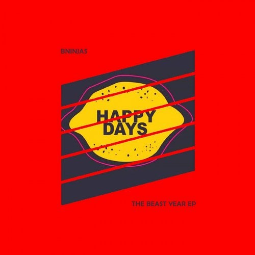 The Beast Year EP from Happy Days Records on Beatport