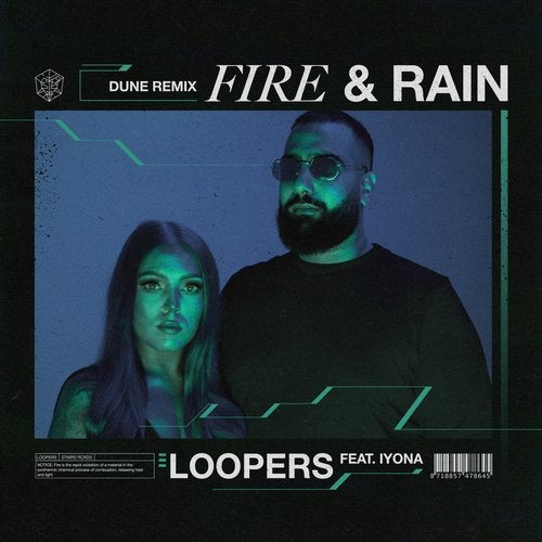 Fire & Rain feat. IYONA