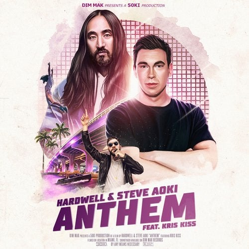 Anthem (feat. Kris Kiss)