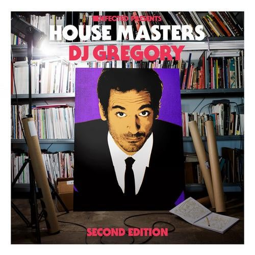 Defected presents House Masters - DJ Gregory (Second Edition)