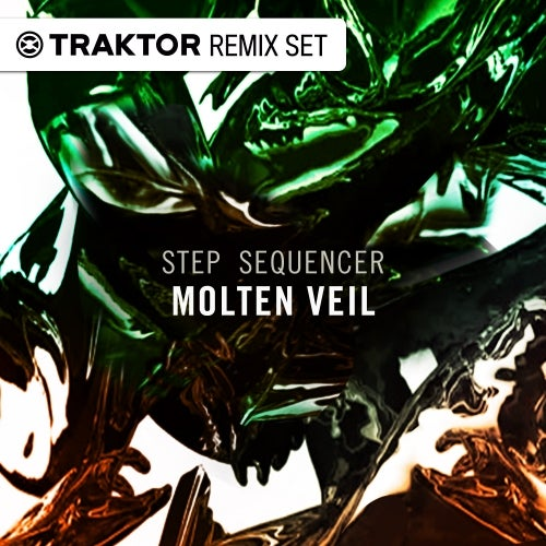 Molten Veil - Step Sequencer Drum Sounds (Traktor Remix Sets)