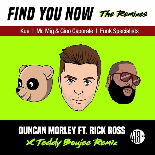 Find You Now (The Remixes, Pt. 2)
