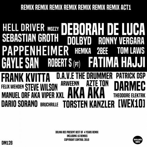 Dolma 4 Years The Remix Act 1