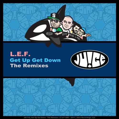 Get Up Get Down- The Remixes