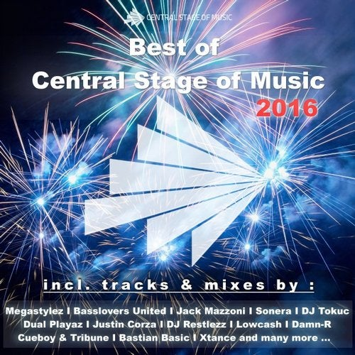 Various Artists - Best Of Central Stage Of Music 2016
