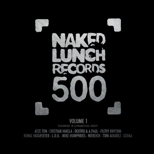 Naked Lunch 500 - Volume 1