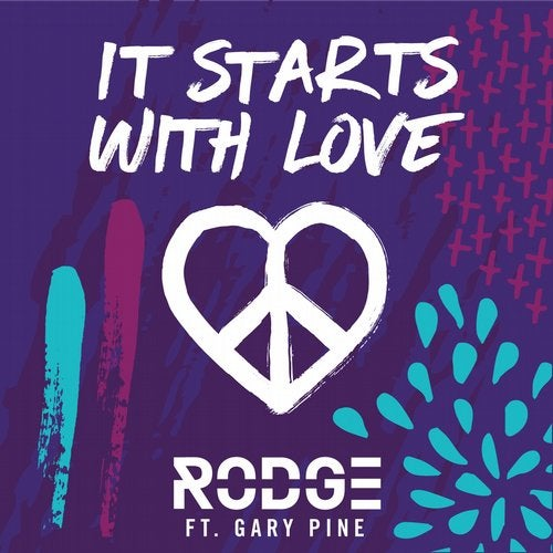 It Starts with Love (feat. Gary Pine)