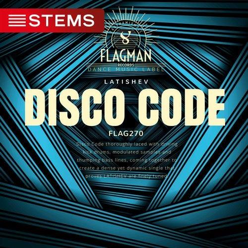 Disco Code (Original mix) [STEMS] by Latishev on Beatport