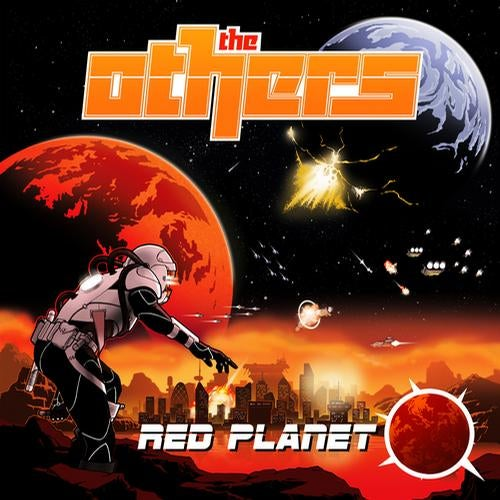 The Others - Red Planet (Deluxe Version) (DPCD006DI)