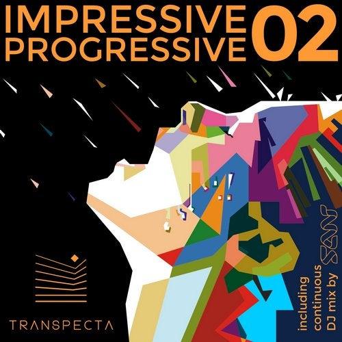 Impressive Progressive 02 (Including Continuous DJ Mix by SAN)