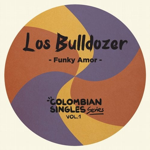 Funky Amor (Colombian Singles Series, Vol. 1)