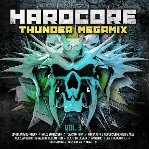 Hardcore Thunder Megamix, Vol. 3