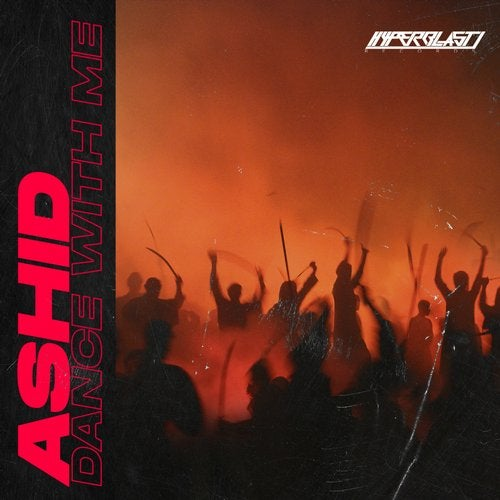 Ashid (KOR) - Dance With Me [OUT NOW] Image