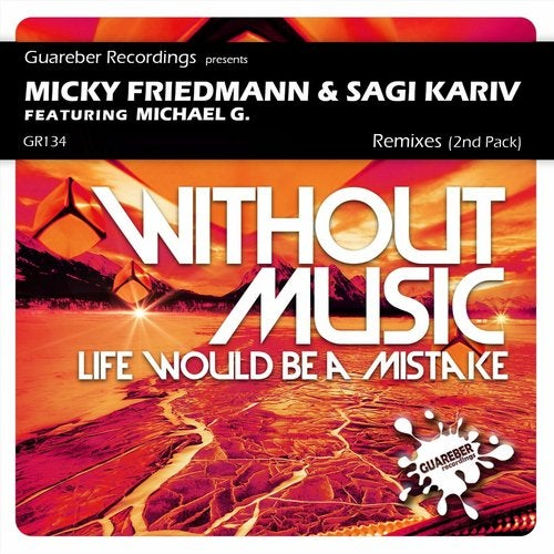 Without Music Remixed 2nd Pack