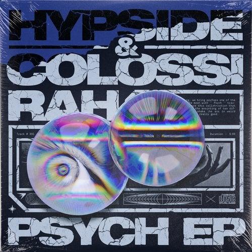 Hypside & Colossi Rah - Psych EP [STRANGE04801Z]