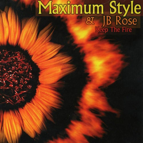 Reinforced Presents: Maximum Style & JB Rose - Keep The Fire