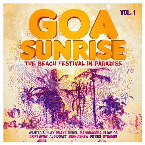 Goa Sunrise, Vol. 1