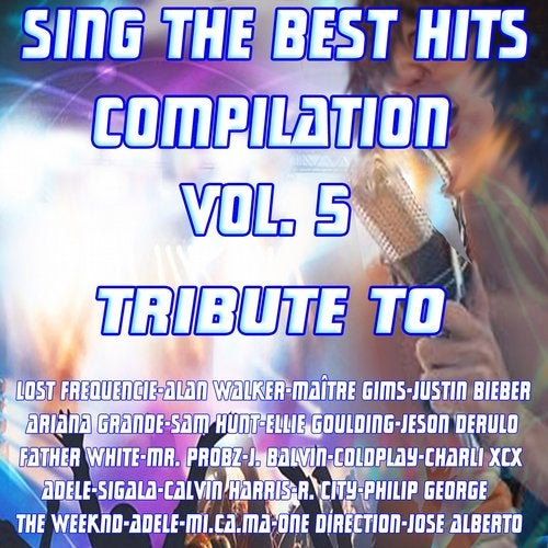 Sing the Best Hits Compilation, Vol. 5 (Like Instrumental Versions: Tribute to Lost Frequencies Etc..)