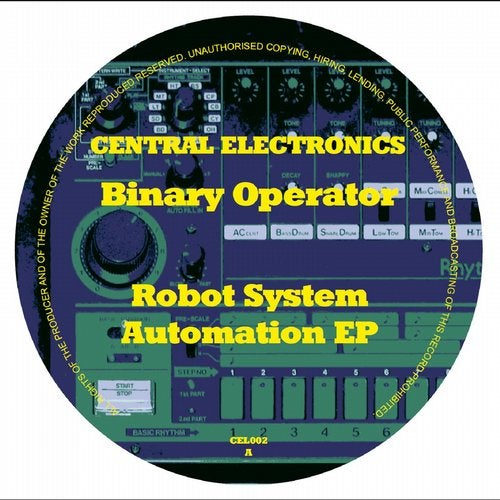 Robot System Automation EP