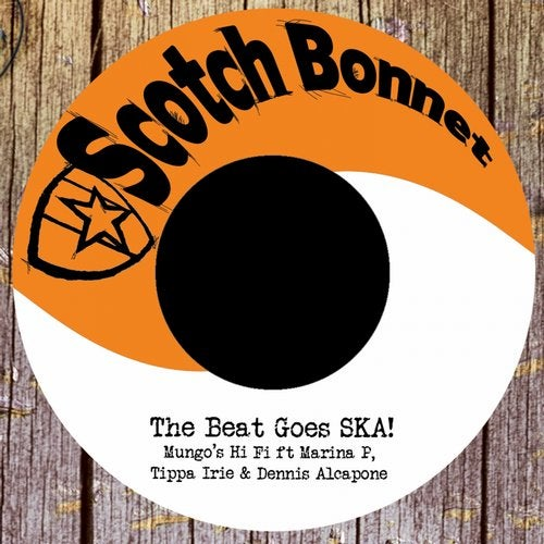 The Beat Goes SKA! feat. Tippa Irie, Dennis Alcapone
