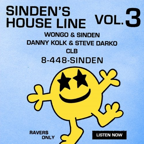 Sinden's House Line Vol. 3