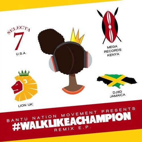 Walk Like a Champion (DJ 3D Dancehall Remix) (Original Mix) by King