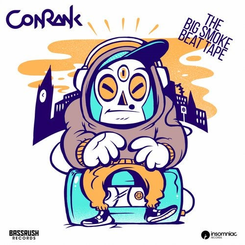 ConRank - The Big Smoke Beat Tape EP 2017