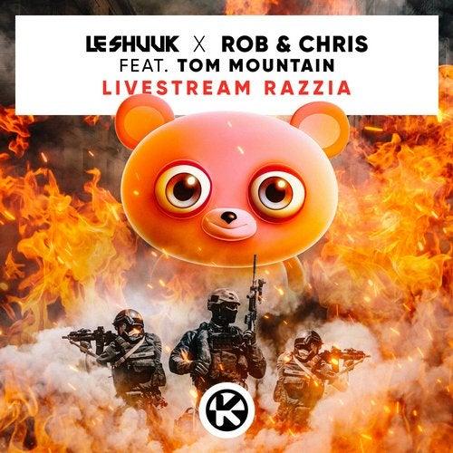 Livestream Razzia feat. Tom Mountain