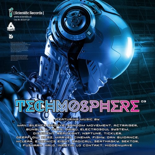 Techmosphere .03 LP