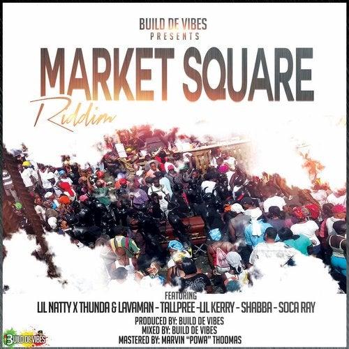 Market Square Riddim (Instrumental) by Build De Vibes on Beatport