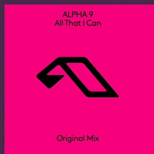 Alpha 9 - All That I Can (Extended Mix) [2020]