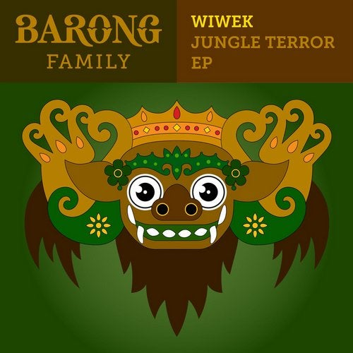 Wiwek - Jungle Terror EP [BF003]