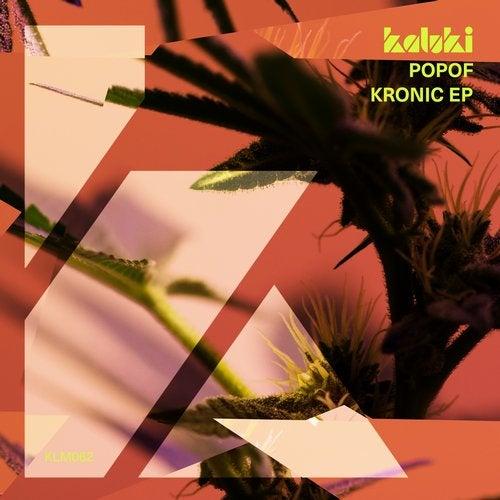 POPOF  'KRONIC' EP ile ilgili görsel sonucu
