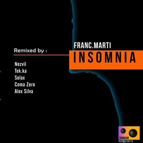 Insomnia (Solax Remix) by Franc Marti on Beatport