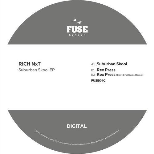 Suburban Skool EP
