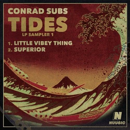 Tides LP Sampler 1