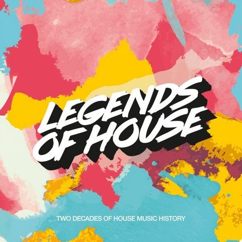 Legends of House - Two Decades of House Music History (Compiled by Milk & Sugar)