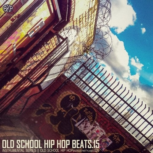 Old school hip hop beats vol. 15