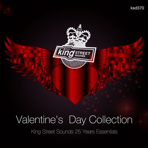 Valentine's Day Collection (King Street Sounds 25 Years Essentials)