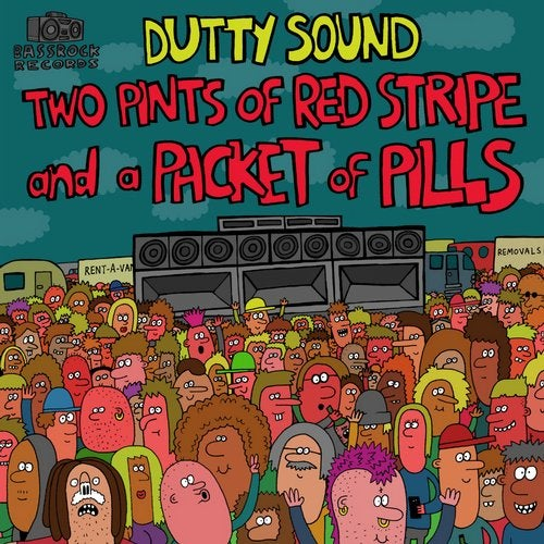 Two Pints of Red Stripe and a Packet of Pills