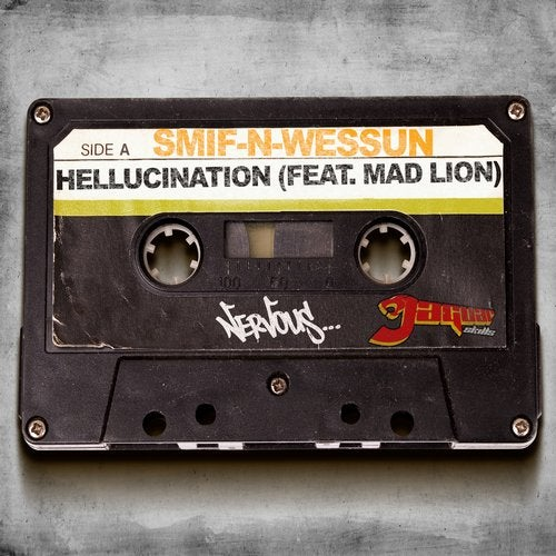 Hellucination Feat. Mad Lion - Jaguar Skills Stand Strong Remix