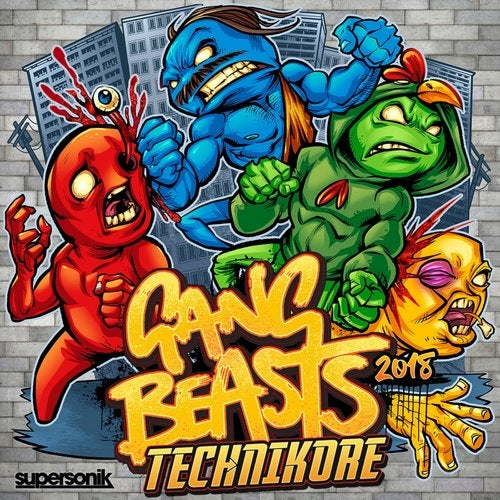 Gang Beasts 2018