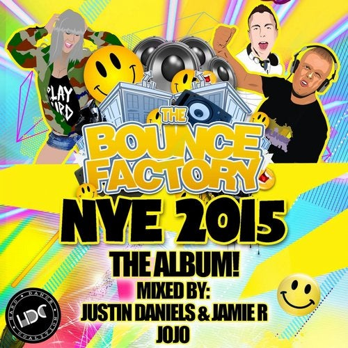 The Bounce Factory NYE 2015