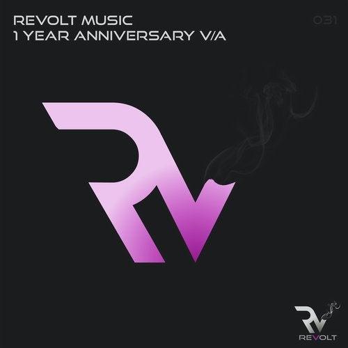 REVOLT MUSIC 1 YEAR ANNIVERSARY VA