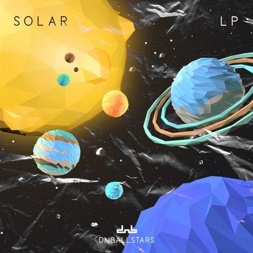 VA - Solar LP [DNBALP100]